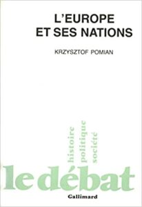 Book Cover: L'Europe et ses nations