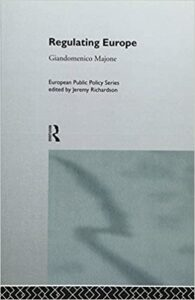 Book Cover: Regulating Europe