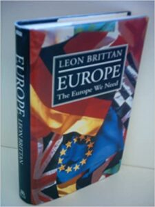 Book Cover: Europe : the Europe we need