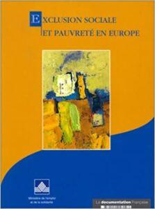 Book Cover: Exclusion sociale et pauvreté en Europe