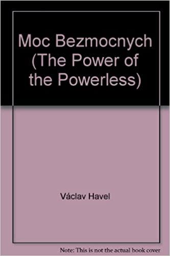 Book Cover: Moc bezmocných