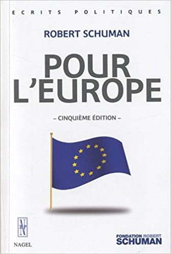 Book Cover: Pour l'Europe