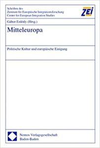 Book Cover: Mitteleuropa : politische Kultur und europäische Einigung