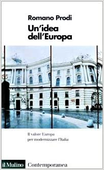 Book Cover: Un'idea dell'Europa