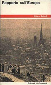 Book Cover: Rapporto sull'Europa