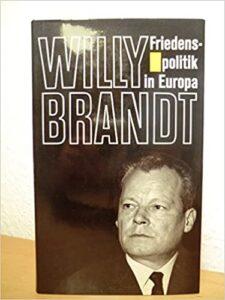Book Cover: Friedenspolitik in Europa